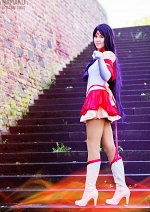 Cosplay-Cover: Eternal Sailor Mars
