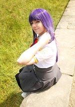 Cosplay-Cover: Kusanagi Yui [Summer Uniform]