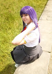 Cosplay-Cover: Kusanagi Yui [Summer Uniform]