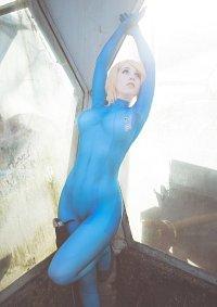 Cosplay-Cover: Samus Aran [Zero Suit]