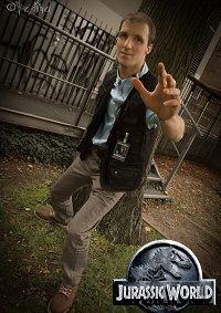 Cosplay-Cover: Owen Grady [Rapto Squad] - Jurassic World