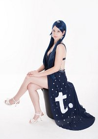 Cosplay-Cover: tumblr. 「Social Network System Balldress Version」
