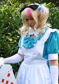 Cosplay-Cover: Mashiro [お姫様の赤い薔薇お姫様の赤い薔薇 PV Alice Version]