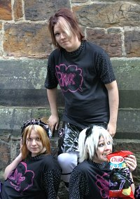 Cosplay-Cover: Shinpei P!NK Masquerade L!ve Version