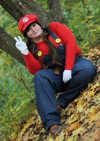 Cosplay-Cover: Super Mario - fem.