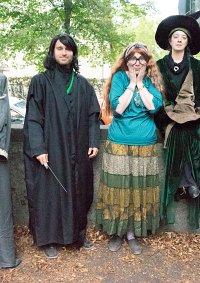 Cosplay-Cover: Professor McGonagall