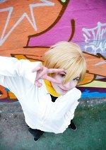 Cosplay-Cover: Kida Masaomi *Yellow Scarf*