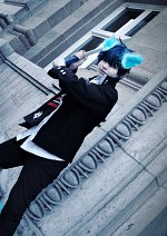 Cosplay-Cover: Rin Okumura *Blue Flames*