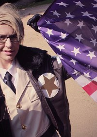Cosplay-Cover: USA