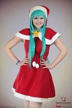 Cosplay-Cover: Miku Hatsune [Project Diva Christmas]