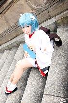 Cosplay-Cover: Rei Ayanami [Festival Kimono]