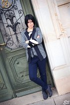 Cosplay-Cover: Sebastian Michaelis ♚ OVA - Making-Of ♚