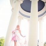 Cosplay: Sheryl Nome [wedding dress]