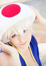 Cosplay-Cover: Toad