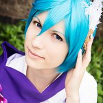 Cosplay: Kaito [Violet l A Thousand Year Solo]