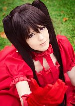 Cosplay-Cover: Alice - Red dress