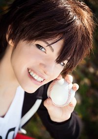 Cosplay-Cover: Sawamura Eijun [Spooncover]