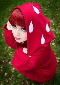Cosplay-Cover: Erdbeere