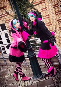 Cosplay-Cover: Luki