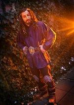 Cosplay-Cover: Thorin II. Eichenschild [Leinenhemd]