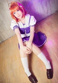 Cosplay-Cover: Haruka Suzumiya