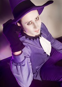 Cosplay-Cover: male Angst/Shock [NoFlutter]