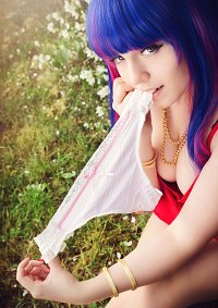 Cosplay-Cover: Stocking (Panty Clothing Fanart)