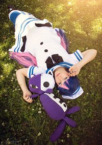 Cosplay-Cover: Stocking Anarchy (Sailor Dress)