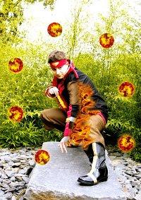Cosplay-Cover: Aang - Feuernation