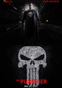 Cosplay-Cover: Frank Castel The Punisher
