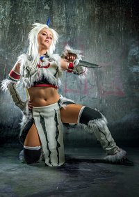 Cosplay-Cover: Goushu Kirin Armor