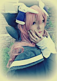 Cosplay-Cover: Misha [Engelsoutfit]