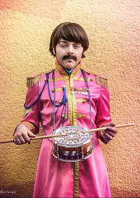 Cosplay-Cover: Ringo Starr【Sgt. Peppers Lonely Hearts Club Band】