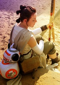 Cosplay-Cover: Rey【The Force Awakens】