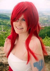 Cosplay-Cover: Erza Scalet