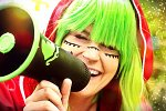 Cosplay-Cover: Gumi