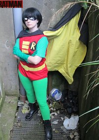 Cosplay-Cover: Robin / Dick Grayson (BtAS)