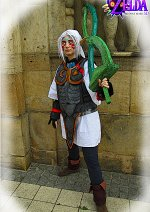 Cosplay-Cover: Oni Link