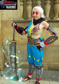 Cosplay-Cover: Impa (Hyrule Warriors)