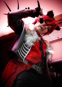 Cosplay-Cover: Crow (Game Version)