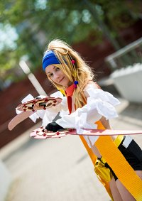 Cosplay-Cover: Rikku (Thief)