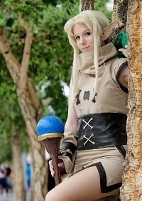 Cosplay-Cover: Mage (Luna Online)