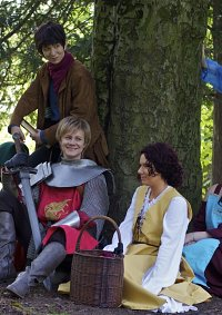 Cosplay-Cover: Guinivere (Gwen) [Merlin BBC]