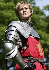 Cosplay-Cover: Arthur Pendragon (Rüstung) (BBC Merlin)