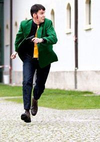 Cosplay-Cover: Lupin