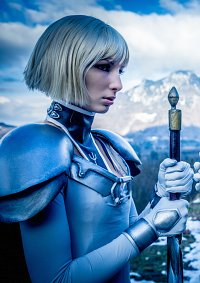 Cosplay-Cover: Clare