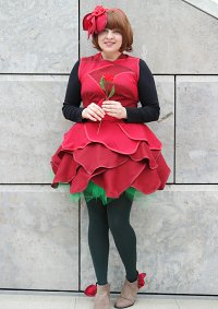 Cosplay-Cover: Rose (der kleine Prinz)