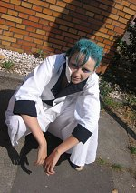 Cosplay-Cover: Grimmjow