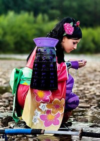 Cosplay-Cover: Momohime