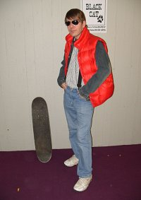 Cosplay-Cover: Marty McFly